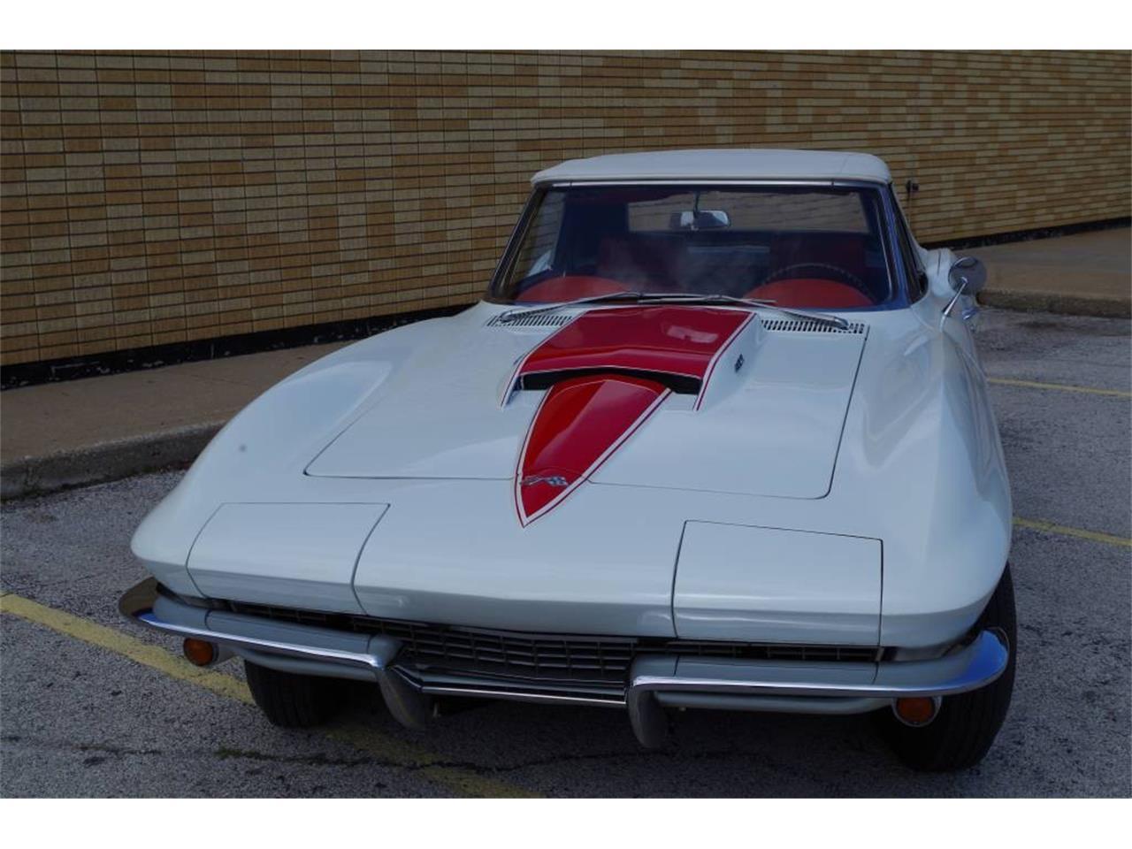 Large Picture of Classic '67 Chevrolet Corvette - $129,995.00 - MO1U