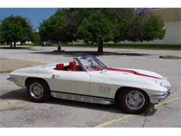 Picture of Classic '67 Chevrolet Corvette located in Missouri - $129,995.00 Offered by Vintage Vettes, LLC - MO1U