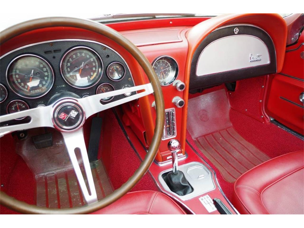 Large Picture of '67 Corvette - $129,995.00 Offered by Vintage Vettes, LLC - MO1U