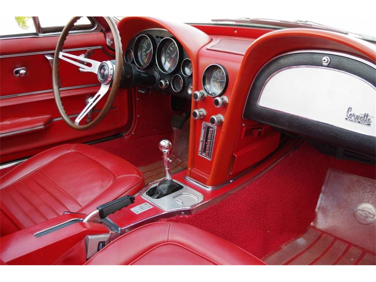 Large Picture of 1967 Chevrolet Corvette located in Missouri - $129,995.00 Offered by Vintage Vettes, LLC - MO1U