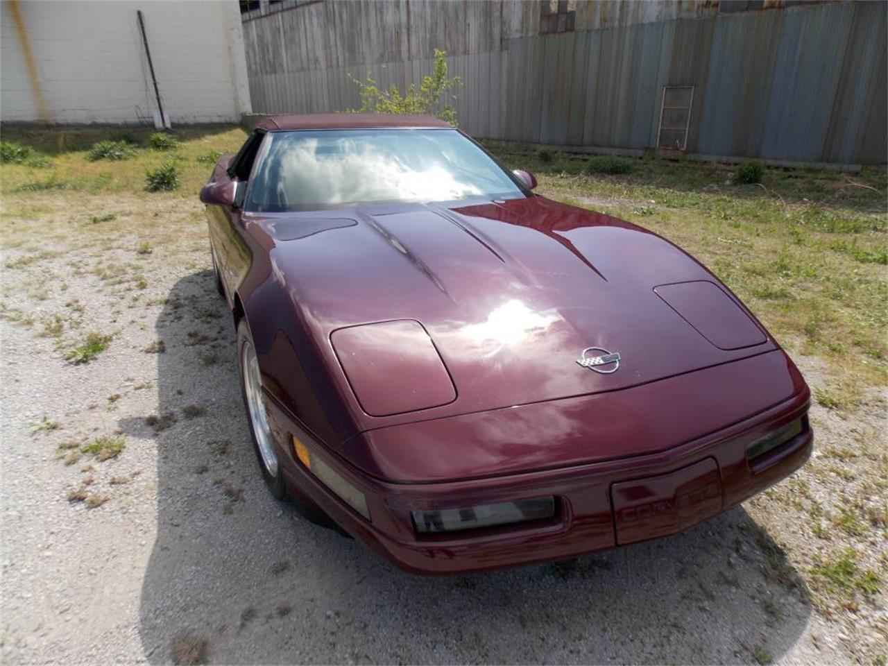 Large Picture of '93 Corvette - MO1X