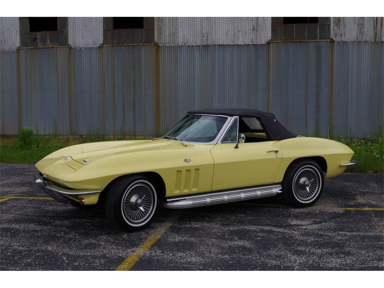Large Picture of '66 Corvette located in Missouri - $69,900.00 Offered by Vintage Vettes, LLC - MO1Z