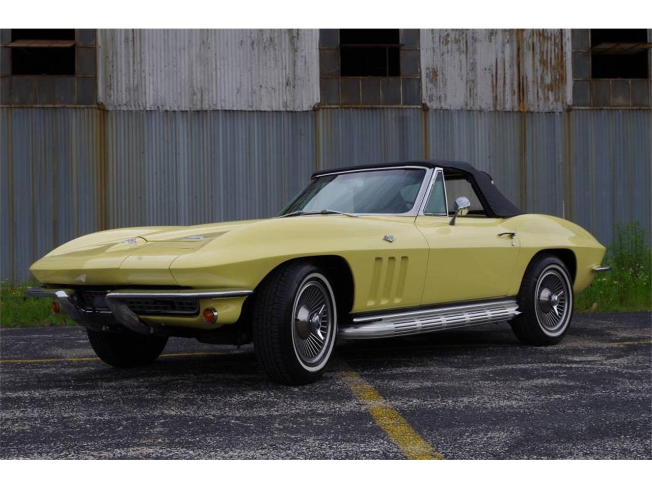 Large Picture of Classic '66 Chevrolet Corvette located in Missouri Offered by Vintage Vettes, LLC - MO1Z