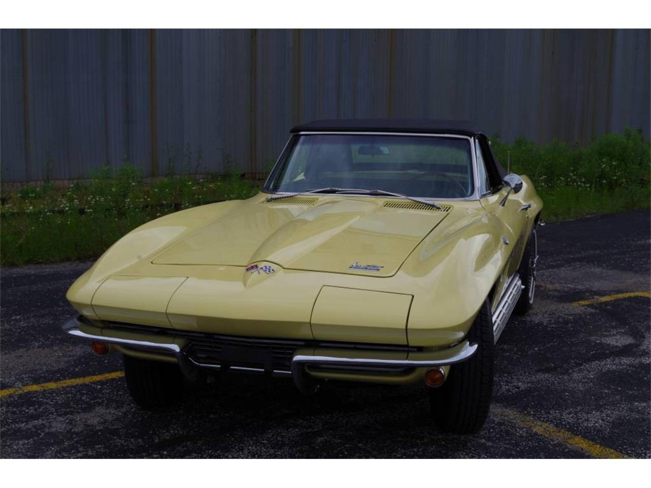 Large Picture of Classic '66 Chevrolet Corvette - $69,900.00 - MO1Z