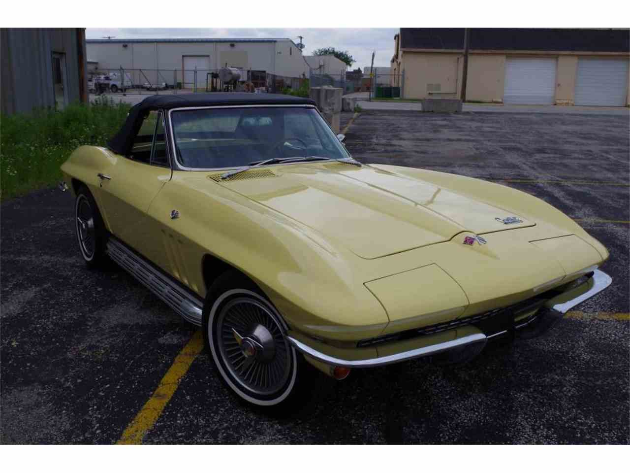 Large Picture of '66 Corvette - MO1Z