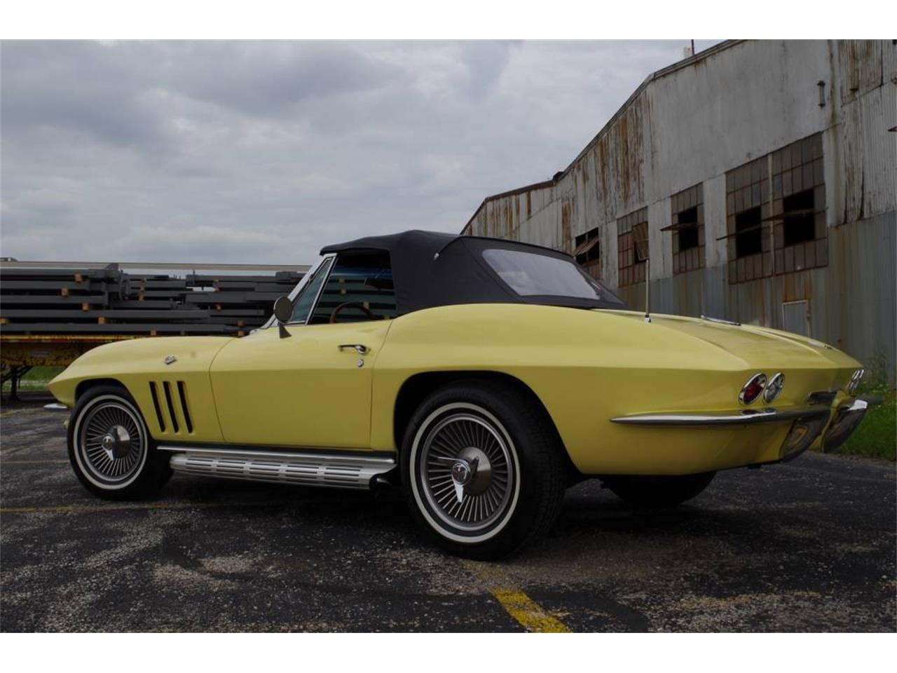 Large Picture of '66 Corvette located in Missouri Offered by Vintage Vettes, LLC - MO1Z