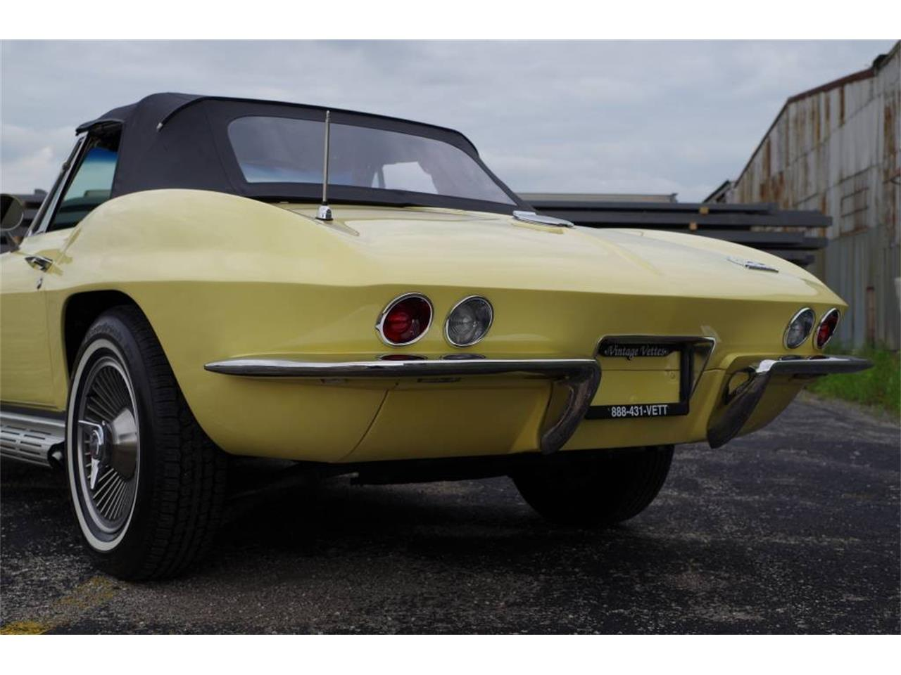 Large Picture of Classic '66 Corvette - $69,900.00 Offered by Vintage Vettes, LLC - MO1Z