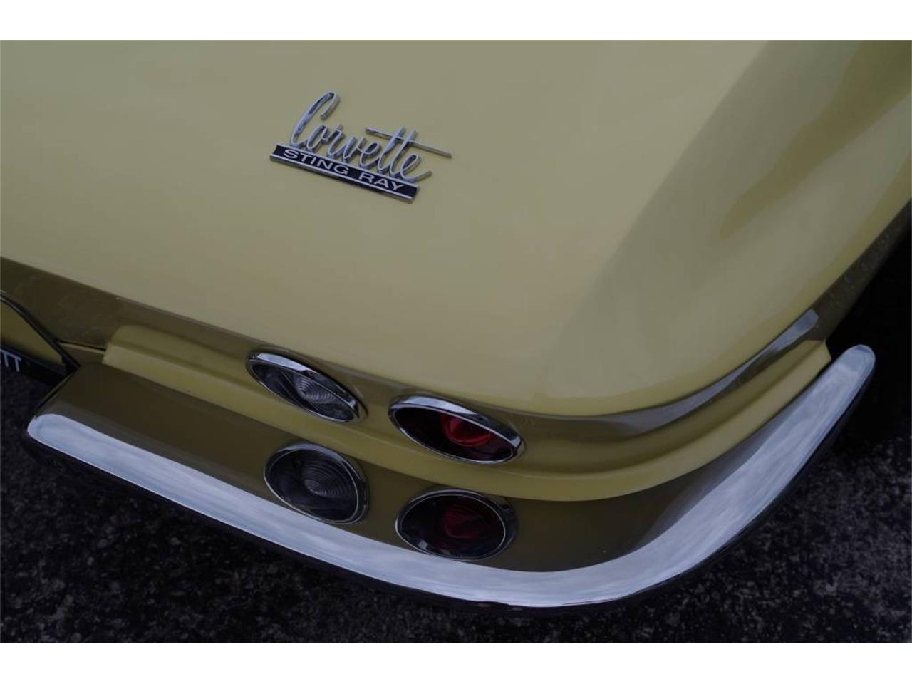Large Picture of Classic '66 Chevrolet Corvette located in Missouri - $69,900.00 - MO1Z