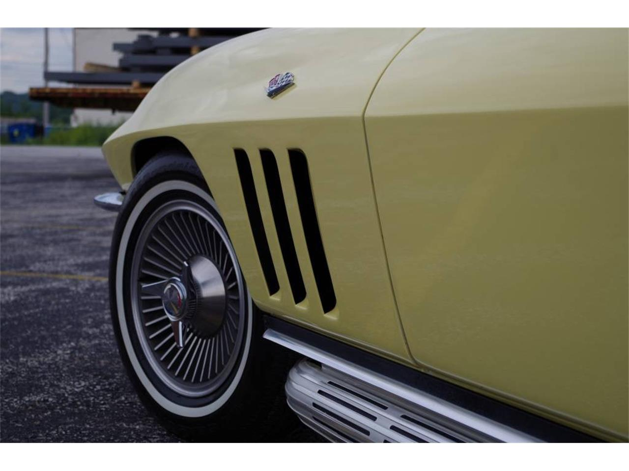 Large Picture of Classic '66 Corvette located in Missouri Offered by Vintage Vettes, LLC - MO1Z