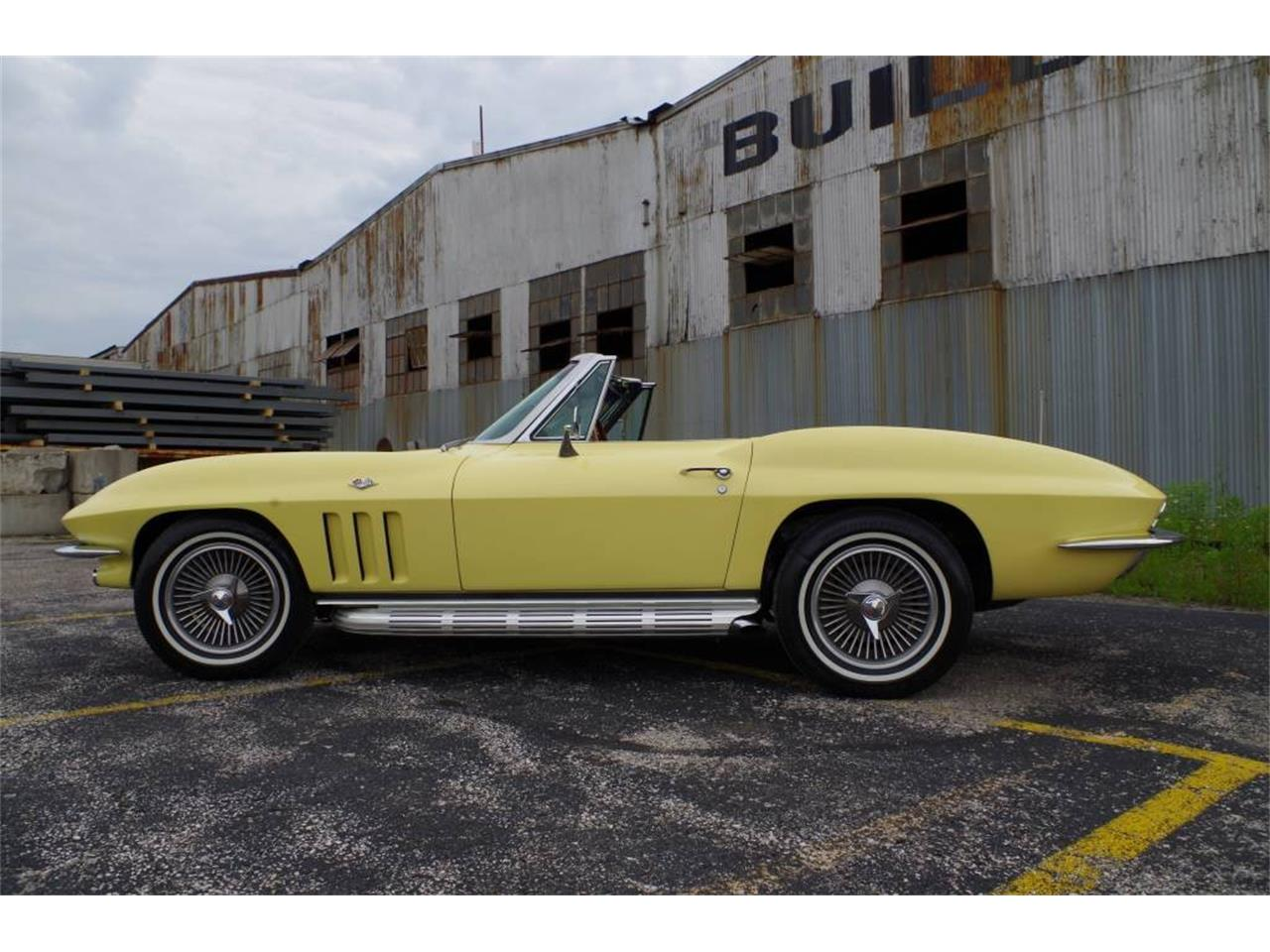 Large Picture of Classic 1966 Corvette Offered by Vintage Vettes, LLC - MO1Z