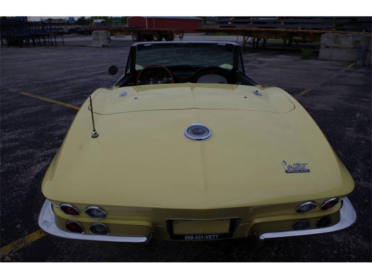 Large Picture of '66 Corvette located in Missouri - $69,900.00 - MO1Z