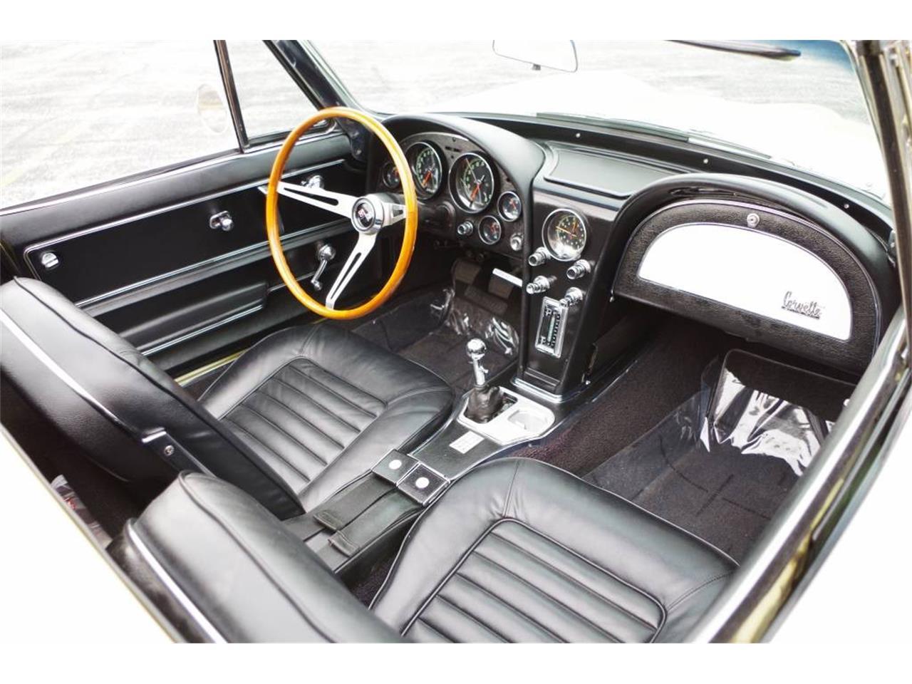 Large Picture of Classic '66 Corvette located in Missouri - MO1Z