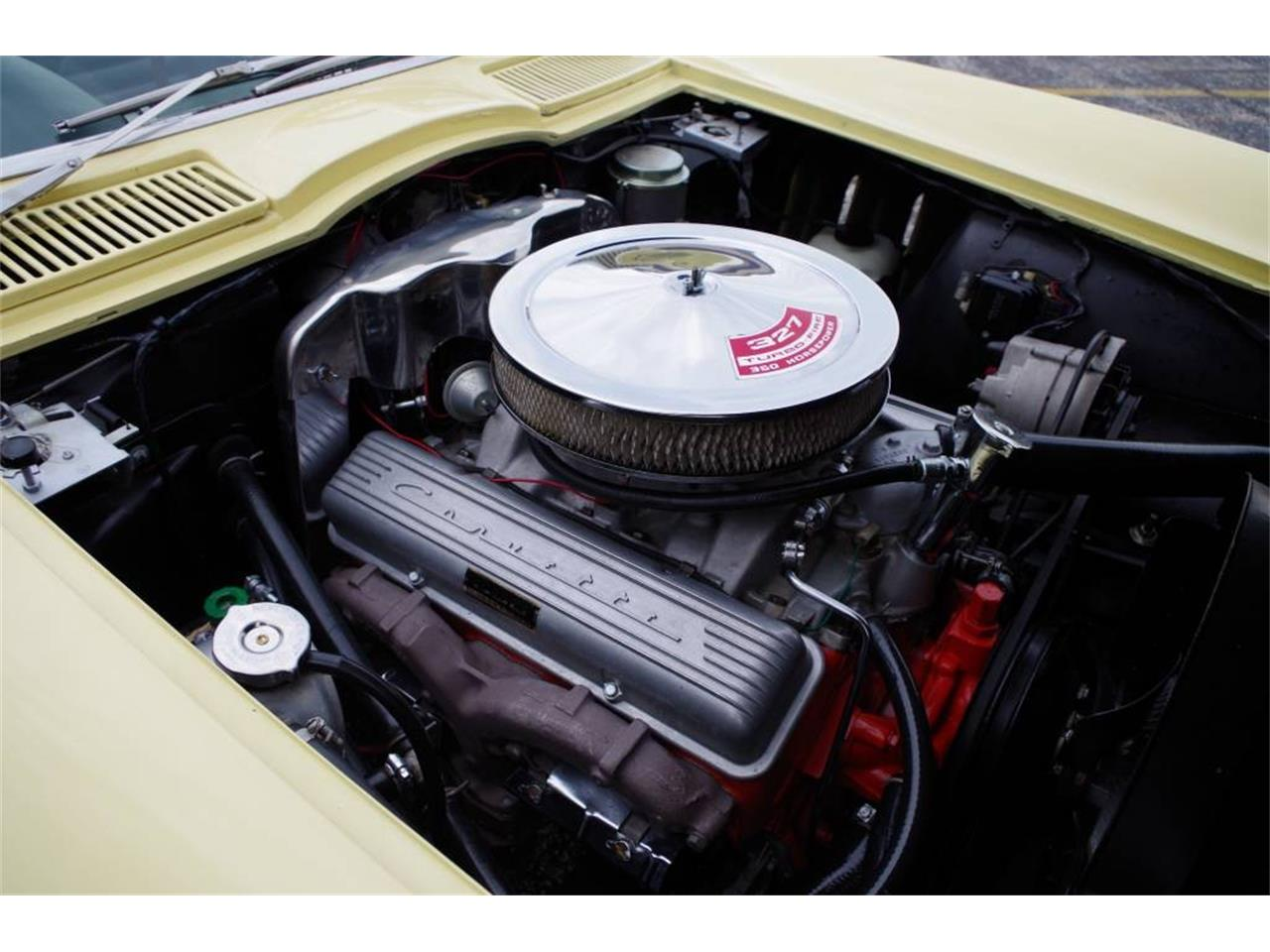 Large Picture of 1966 Corvette Offered by Vintage Vettes, LLC - MO1Z