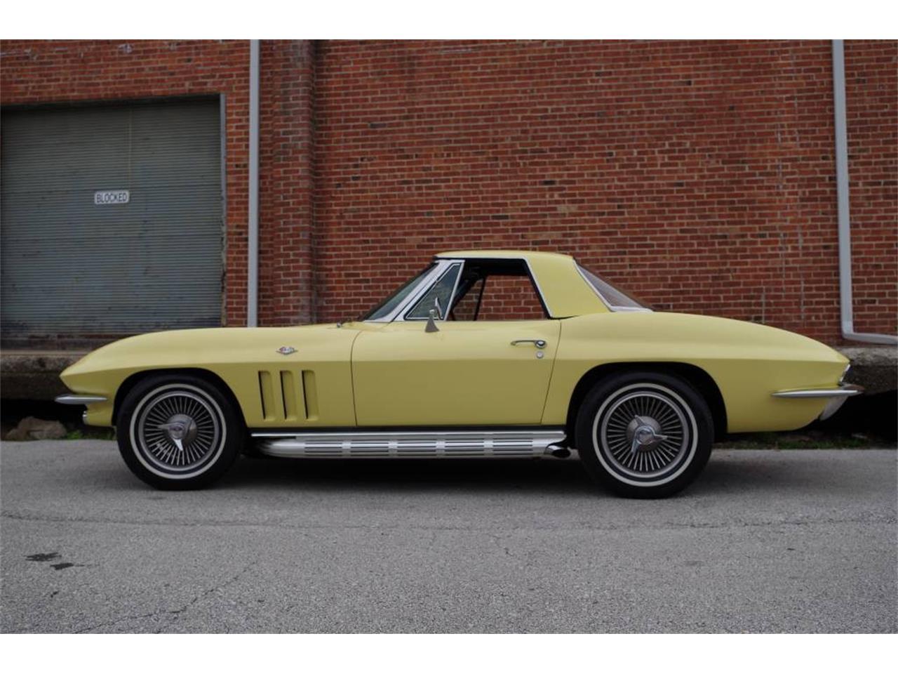 Large Picture of Classic '66 Corvette located in Missouri - $69,900.00 - MO1Z