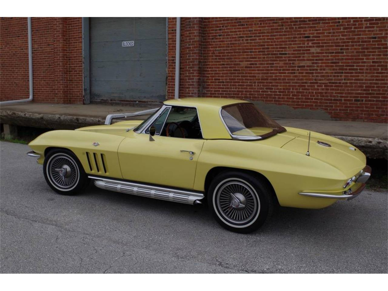 Large Picture of 1966 Corvette located in Missouri Offered by Vintage Vettes, LLC - MO1Z