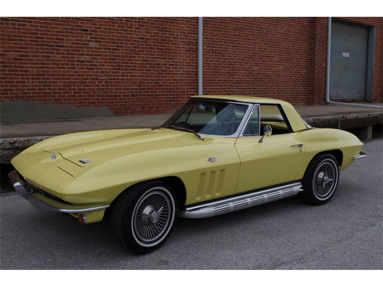 Large Picture of Classic 1966 Chevrolet Corvette - $69,900.00 - MO1Z