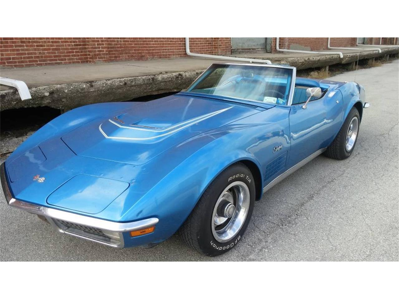 Large Picture of '70 Corvette - MO21
