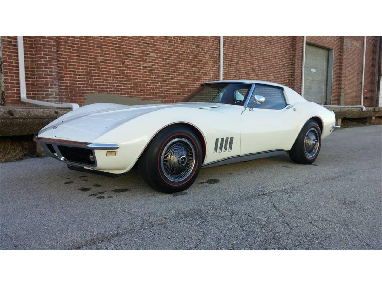 Large Picture of Classic 1968 Corvette located in N. Kansas City Missouri Auction Vehicle Offered by Vintage Vettes, LLC - MO22