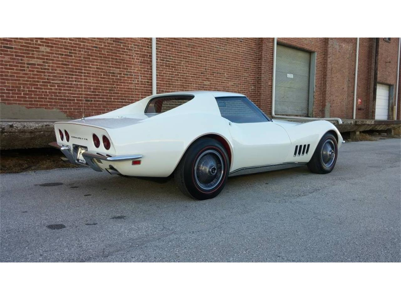Large Picture of '68 Chevrolet Corvette Auction Vehicle Offered by Vintage Vettes, LLC - MO22