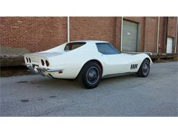 Picture of '68 Chevrolet Corvette located in Missouri Auction Vehicle - MO22