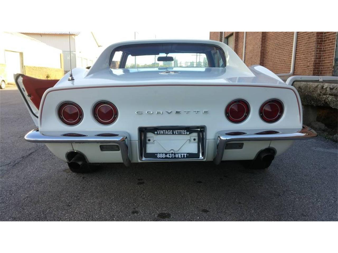 Large Picture of '68 Chevrolet Corvette located in Missouri Offered by Vintage Vettes, LLC - MO22