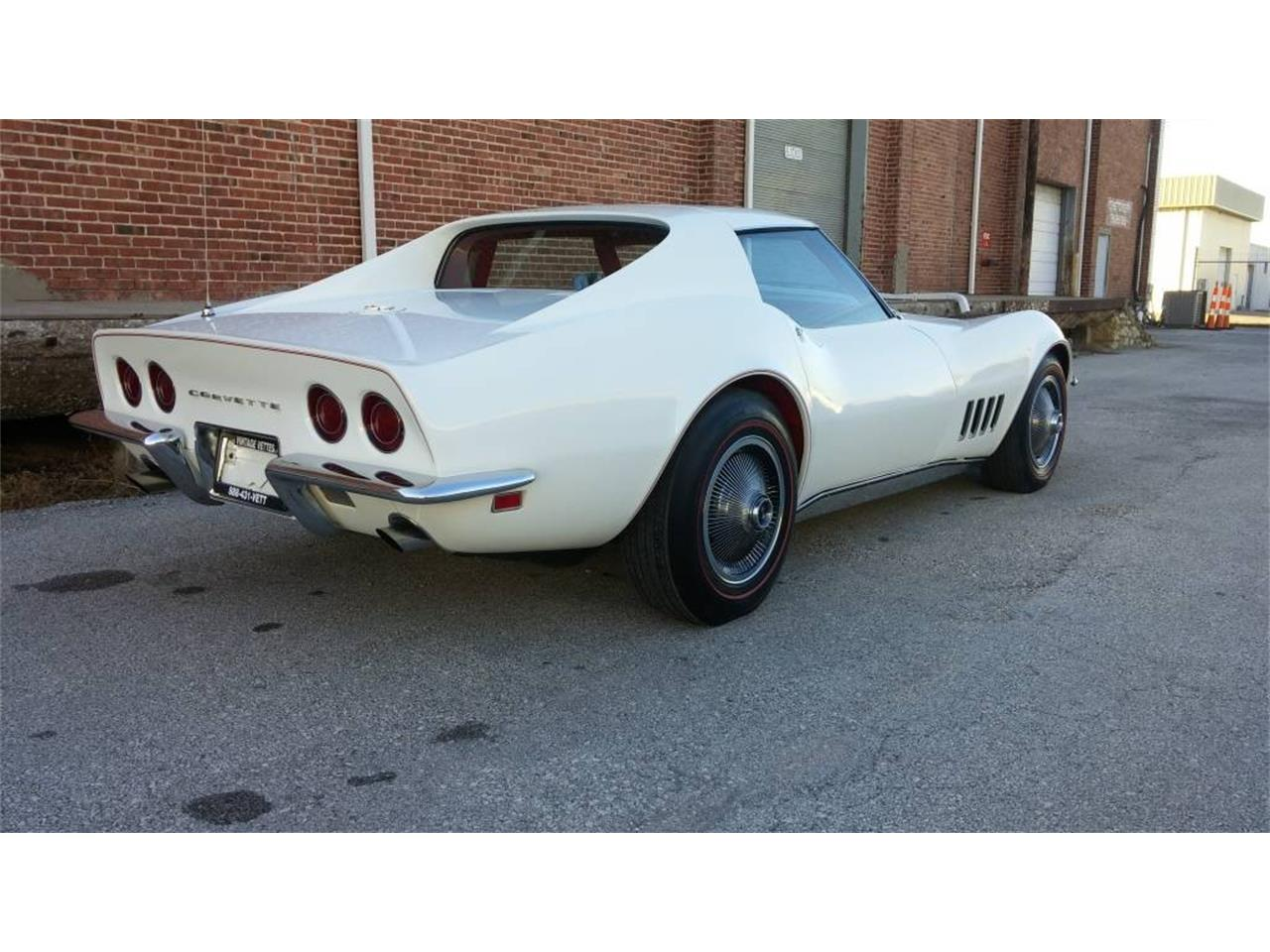 Large Picture of Classic 1968 Chevrolet Corvette Auction Vehicle Offered by Vintage Vettes, LLC - MO22