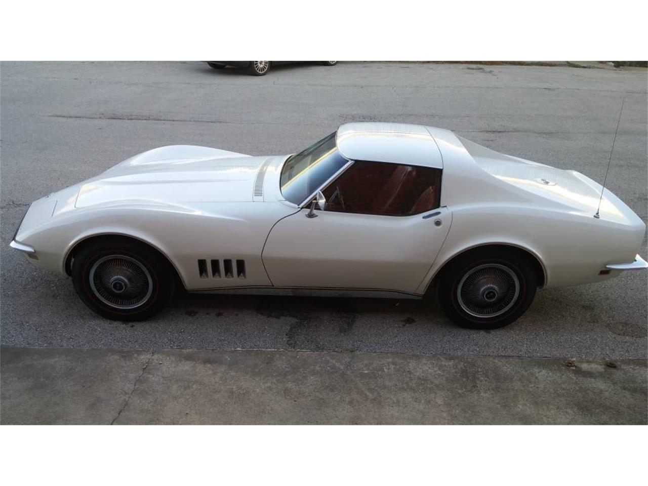 Large Picture of Classic '68 Corvette located in Missouri Auction Vehicle Offered by Vintage Vettes, LLC - MO22