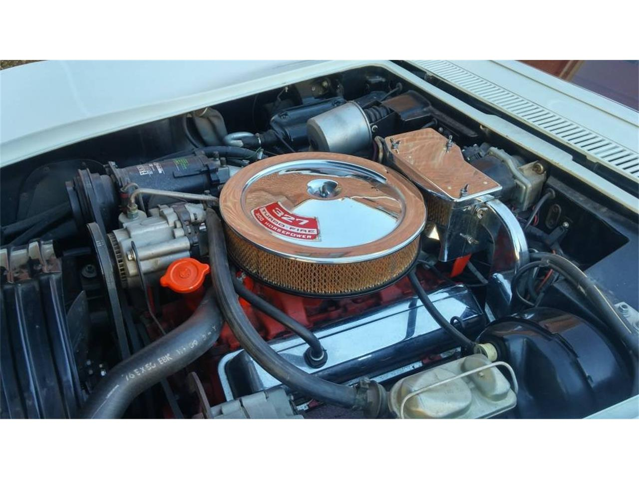Large Picture of 1968 Corvette Auction Vehicle - MO22