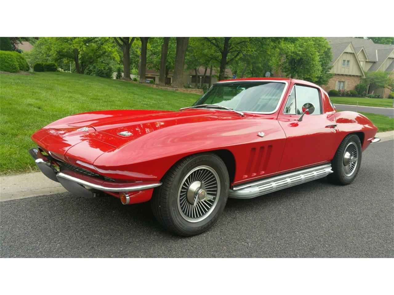 Large Picture of Classic '66 Chevrolet Corvette - $59,995.00 - MO25