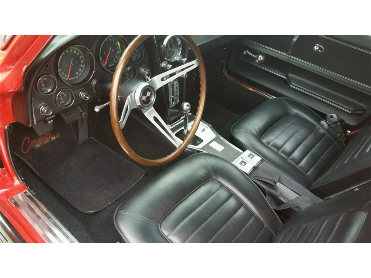 Large Picture of Classic '66 Chevrolet Corvette - MO25