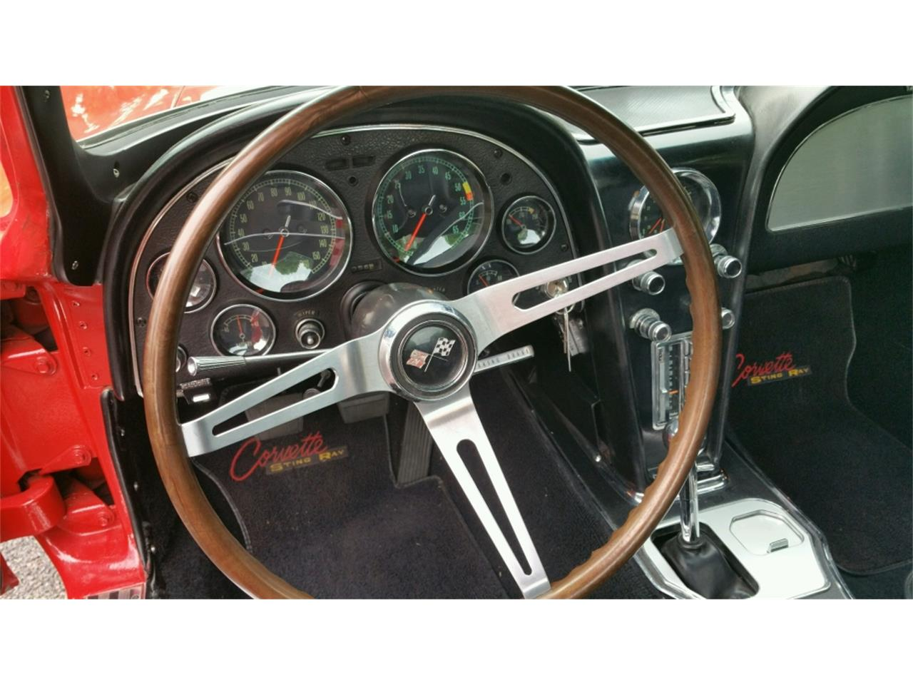 Large Picture of Classic 1966 Corvette located in Missouri - $59,995.00 Offered by Vintage Vettes, LLC - MO25