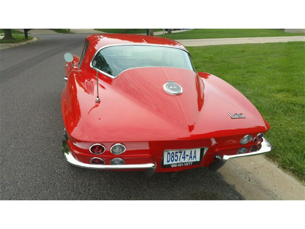 Large Picture of Classic '66 Chevrolet Corvette - $59,995.00 Offered by Vintage Vettes, LLC - MO25
