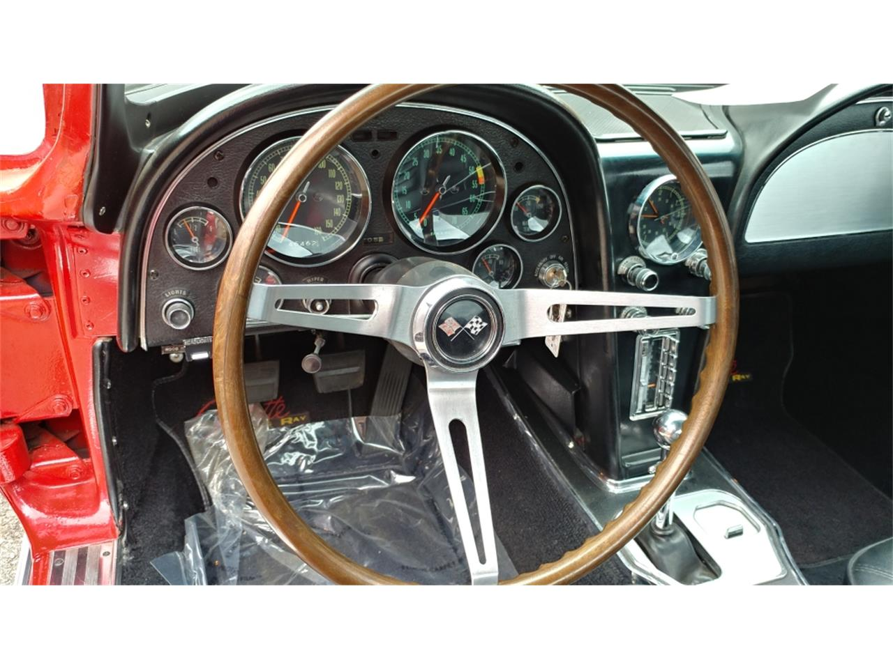 Large Picture of '66 Corvette located in N. Kansas City Missouri - $59,995.00 Offered by Vintage Vettes, LLC - MO25