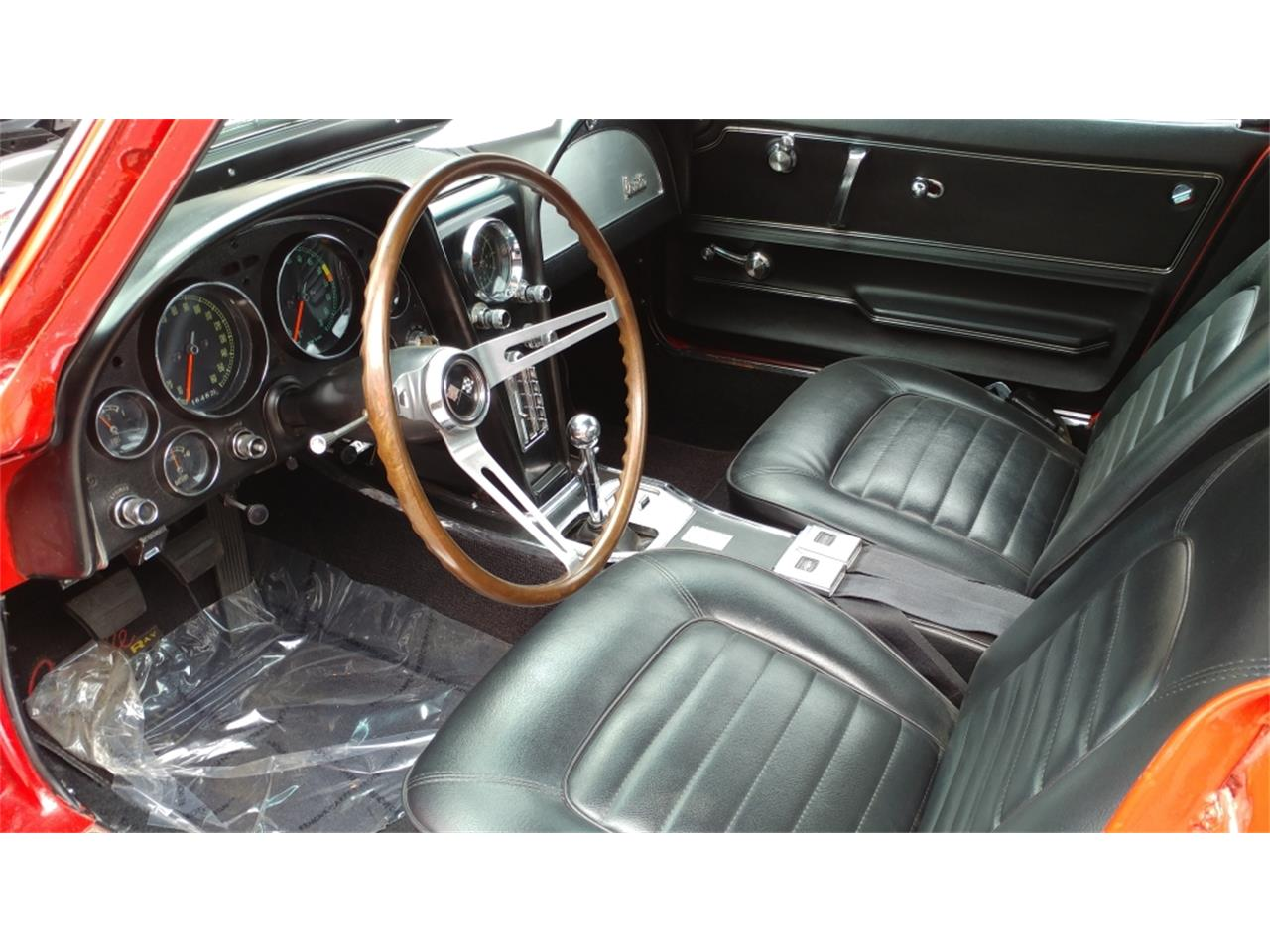 Large Picture of '66 Corvette Offered by Vintage Vettes, LLC - MO25