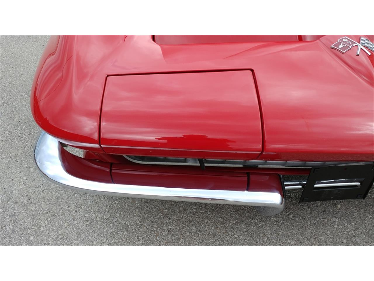 Large Picture of 1966 Chevrolet Corvette located in N. Kansas City Missouri - MO25