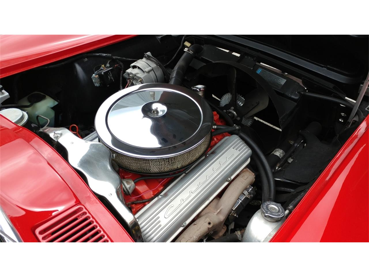 Large Picture of '66 Chevrolet Corvette located in N. Kansas City Missouri Offered by Vintage Vettes, LLC - MO25