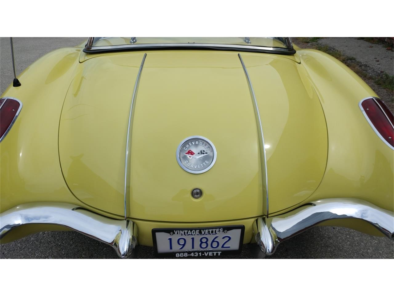 Large Picture of '58 Corvette located in N. Kansas City Missouri Offered by Vintage Vettes, LLC - MO26