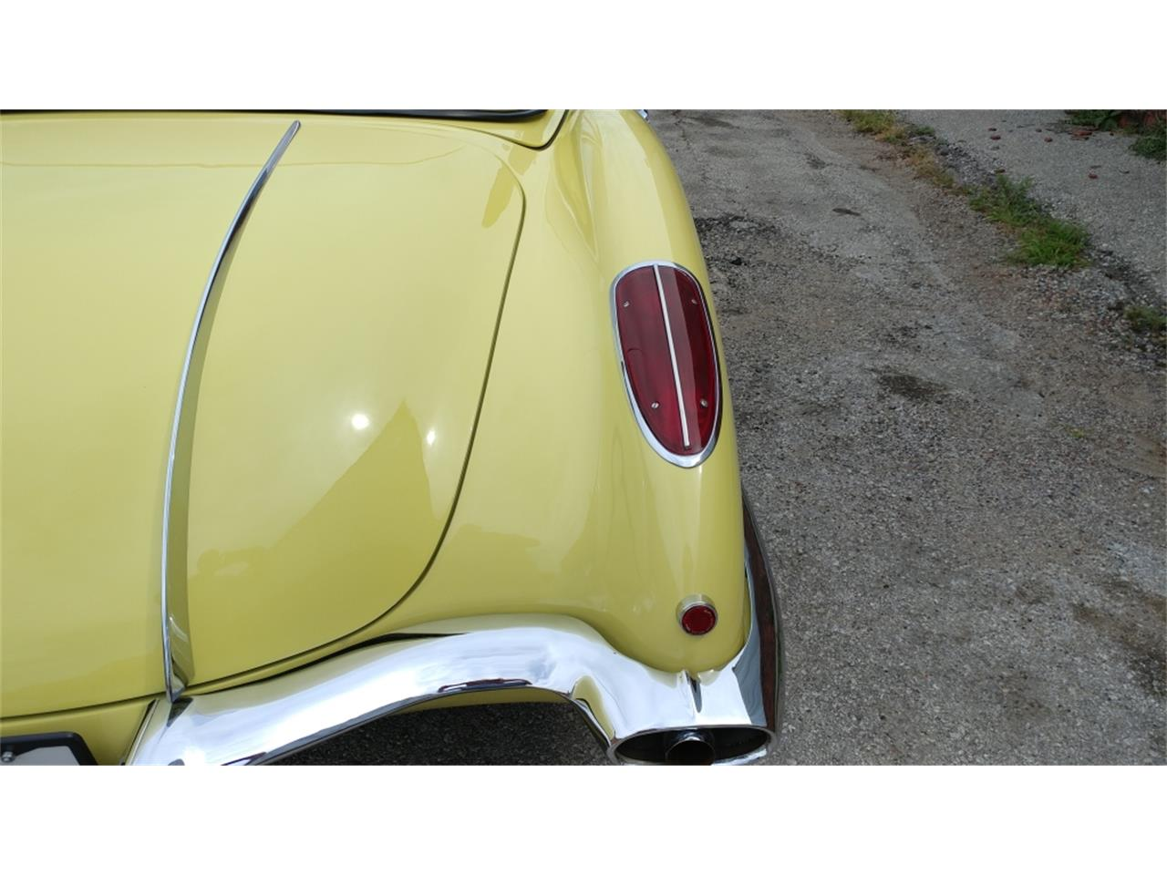 Large Picture of 1958 Chevrolet Corvette Offered by Vintage Vettes, LLC - MO26