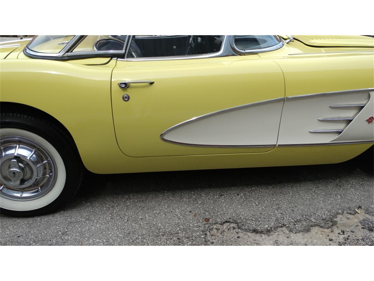 Large Picture of 1958 Corvette located in Missouri - $75,999.00 - MO26