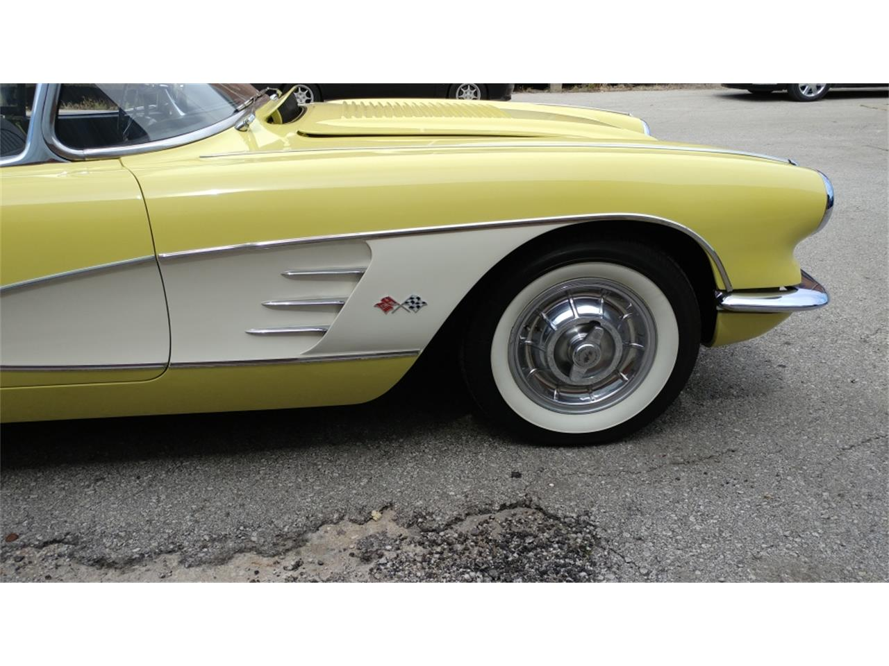 Large Picture of '58 Corvette located in N. Kansas City Missouri - $75,999.00 - MO26
