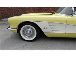 Picture of 1958 Chevrolet Corvette located in N. Kansas City Missouri - $75,999.00 - MO26