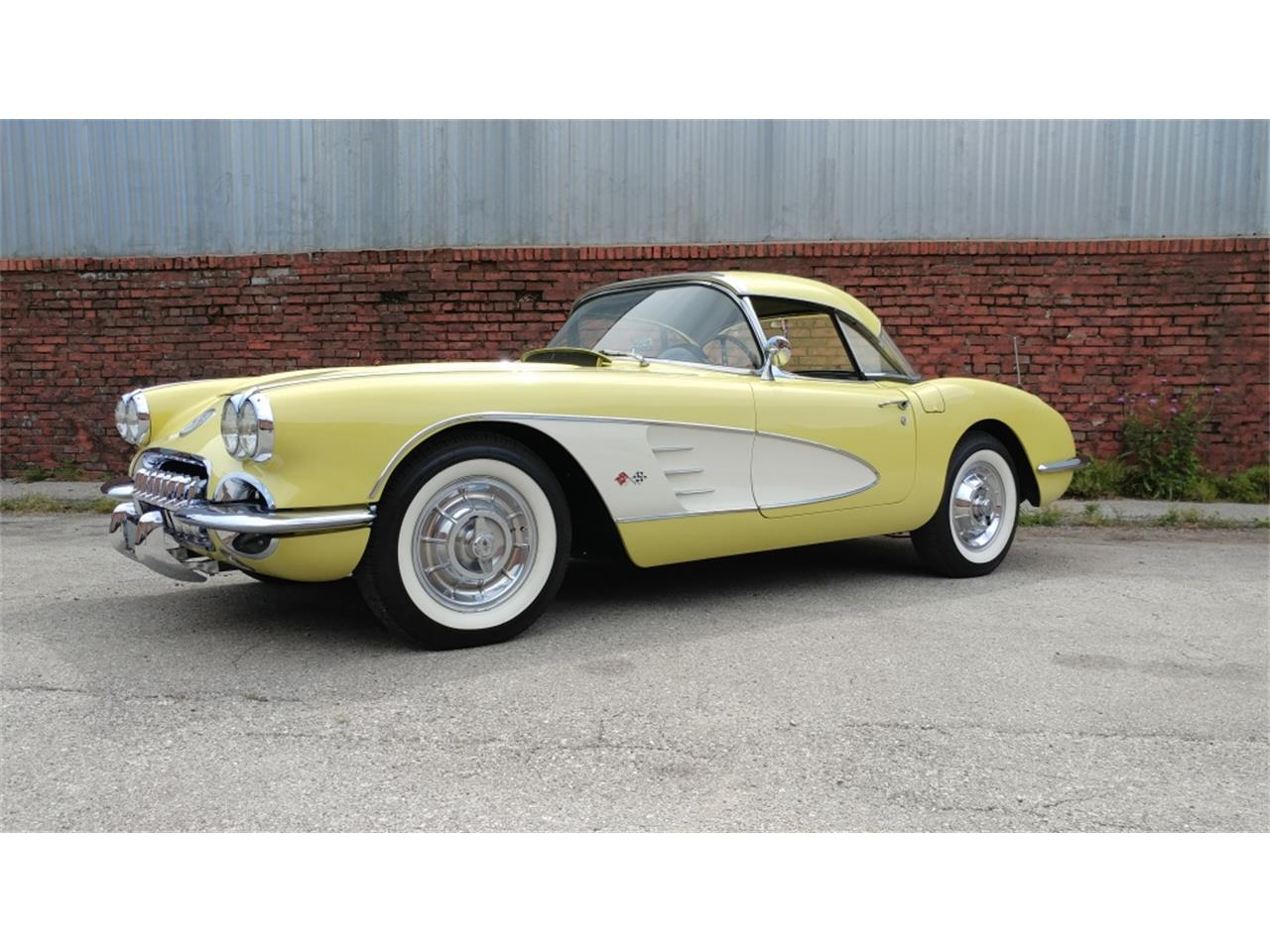 Large Picture of 1958 Corvette - MO26