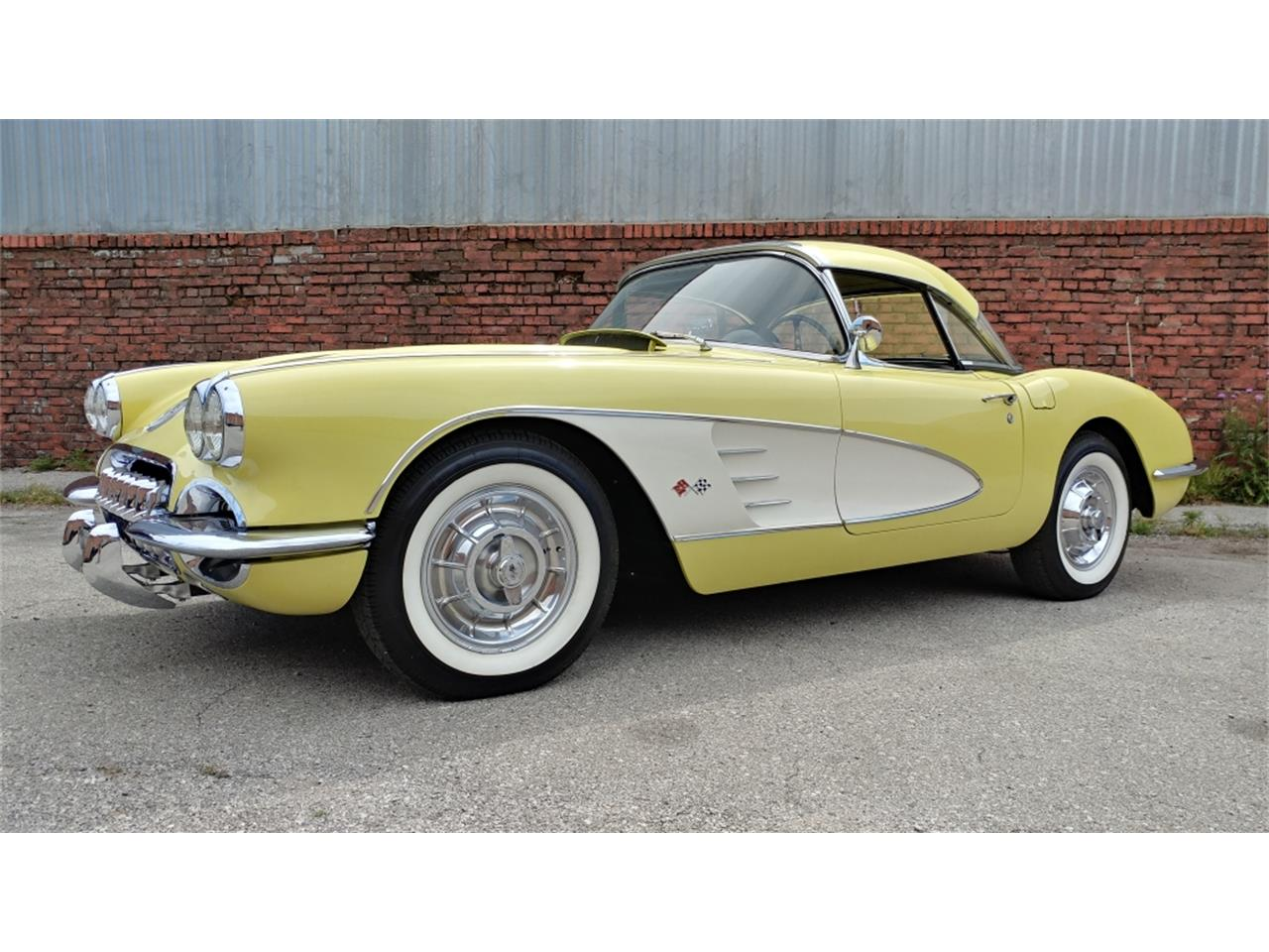 Large Picture of Classic 1958 Chevrolet Corvette located in Missouri - $75,999.00 Offered by Vintage Vettes, LLC - MO26