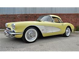 Picture of Classic '58 Chevrolet Corvette - MO26
