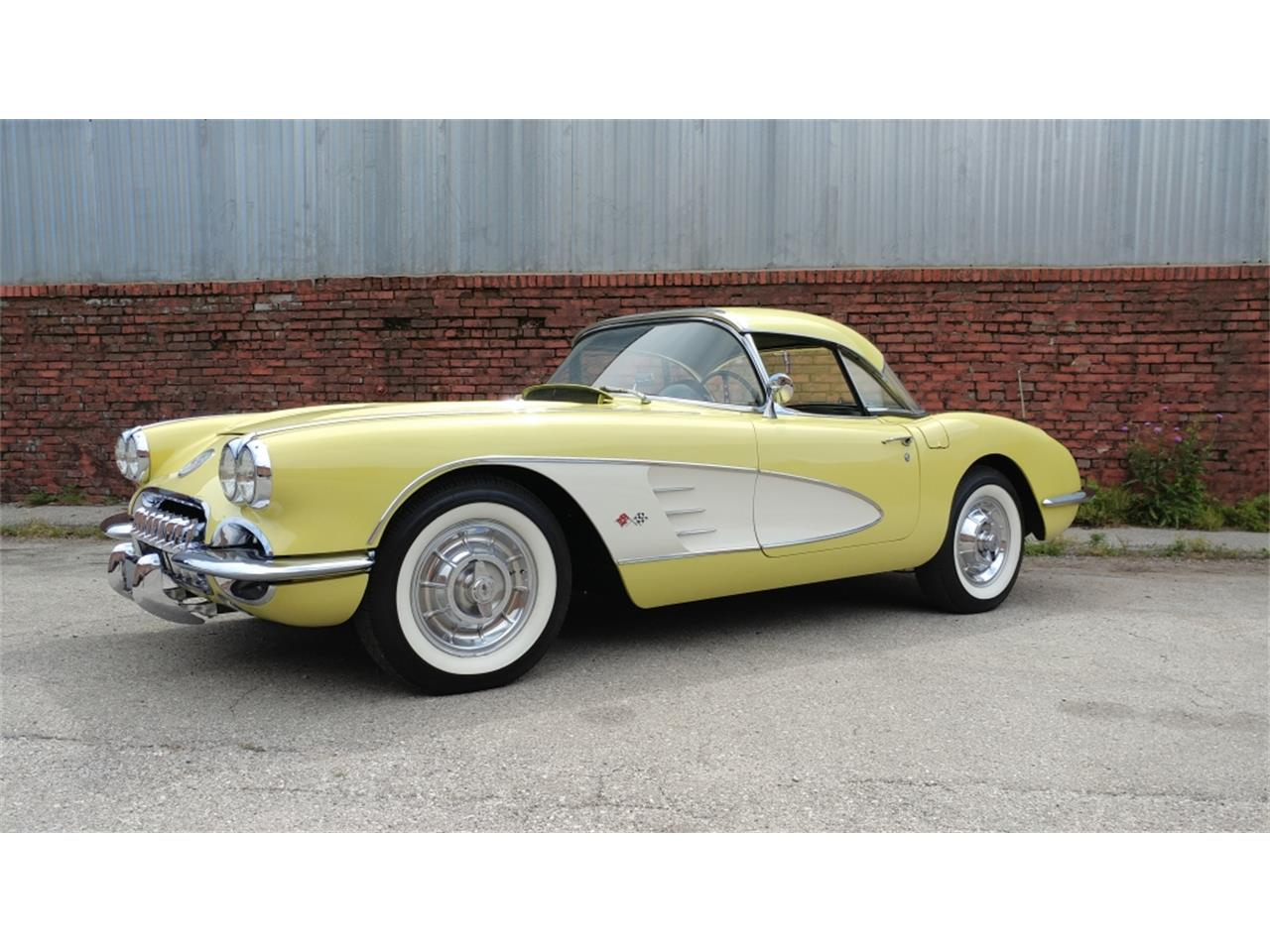 Large Picture of '58 Corvette - $75,999.00 Offered by Vintage Vettes, LLC - MO26