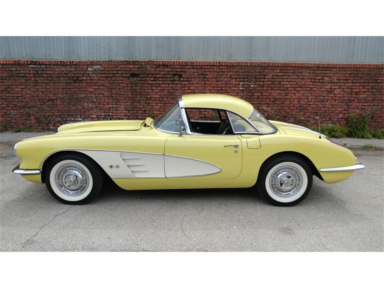 Large Picture of Classic '58 Corvette - $75,999.00 Offered by Vintage Vettes, LLC - MO26