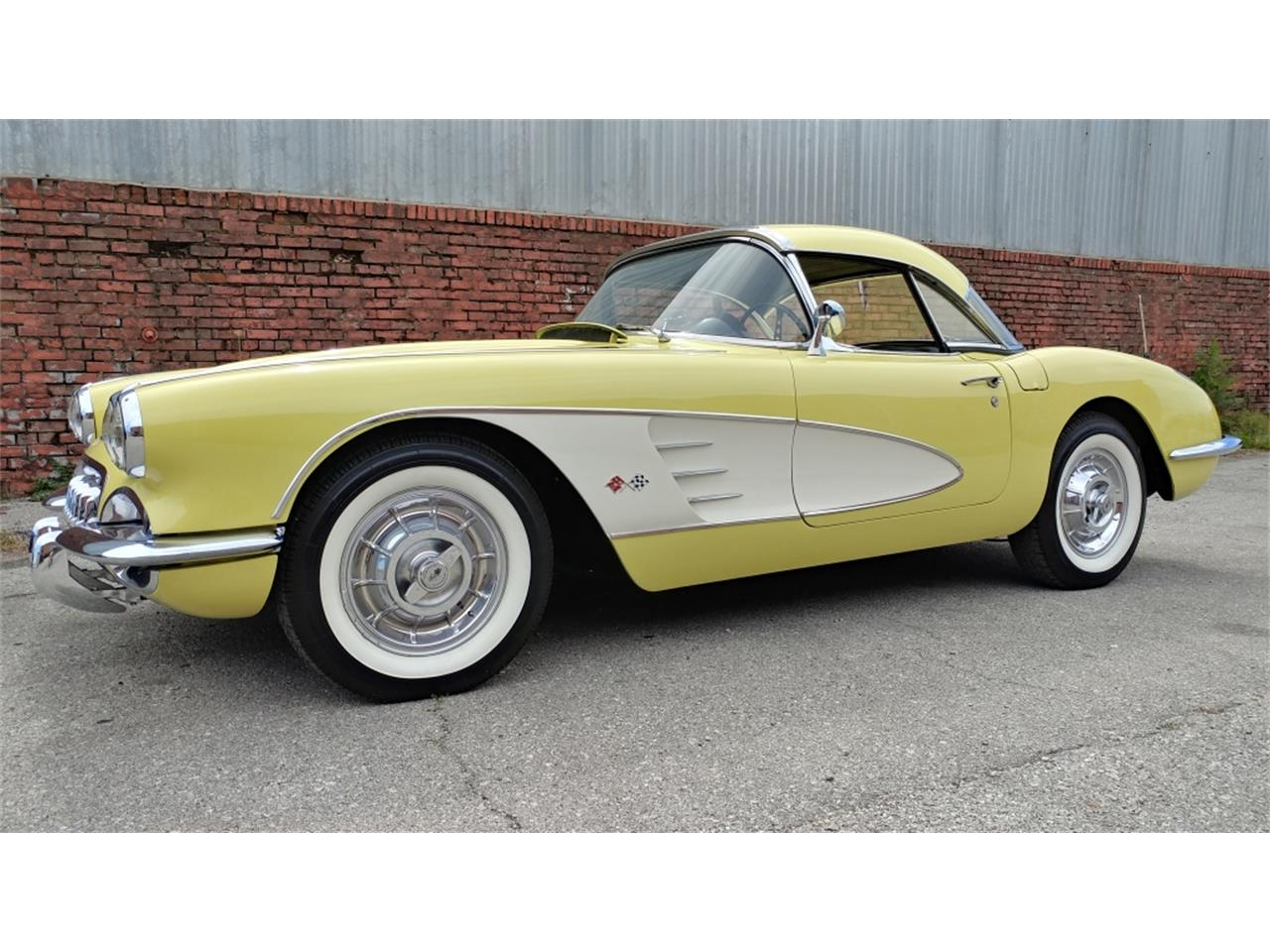 Large Picture of '58 Corvette - $75,999.00 - MO26