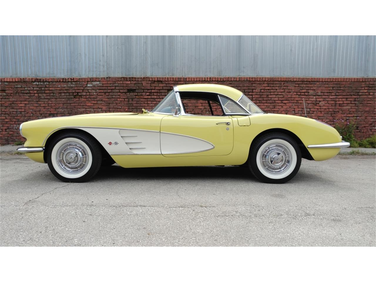 Large Picture of 1958 Chevrolet Corvette - $75,999.00 Offered by Vintage Vettes, LLC - MO26