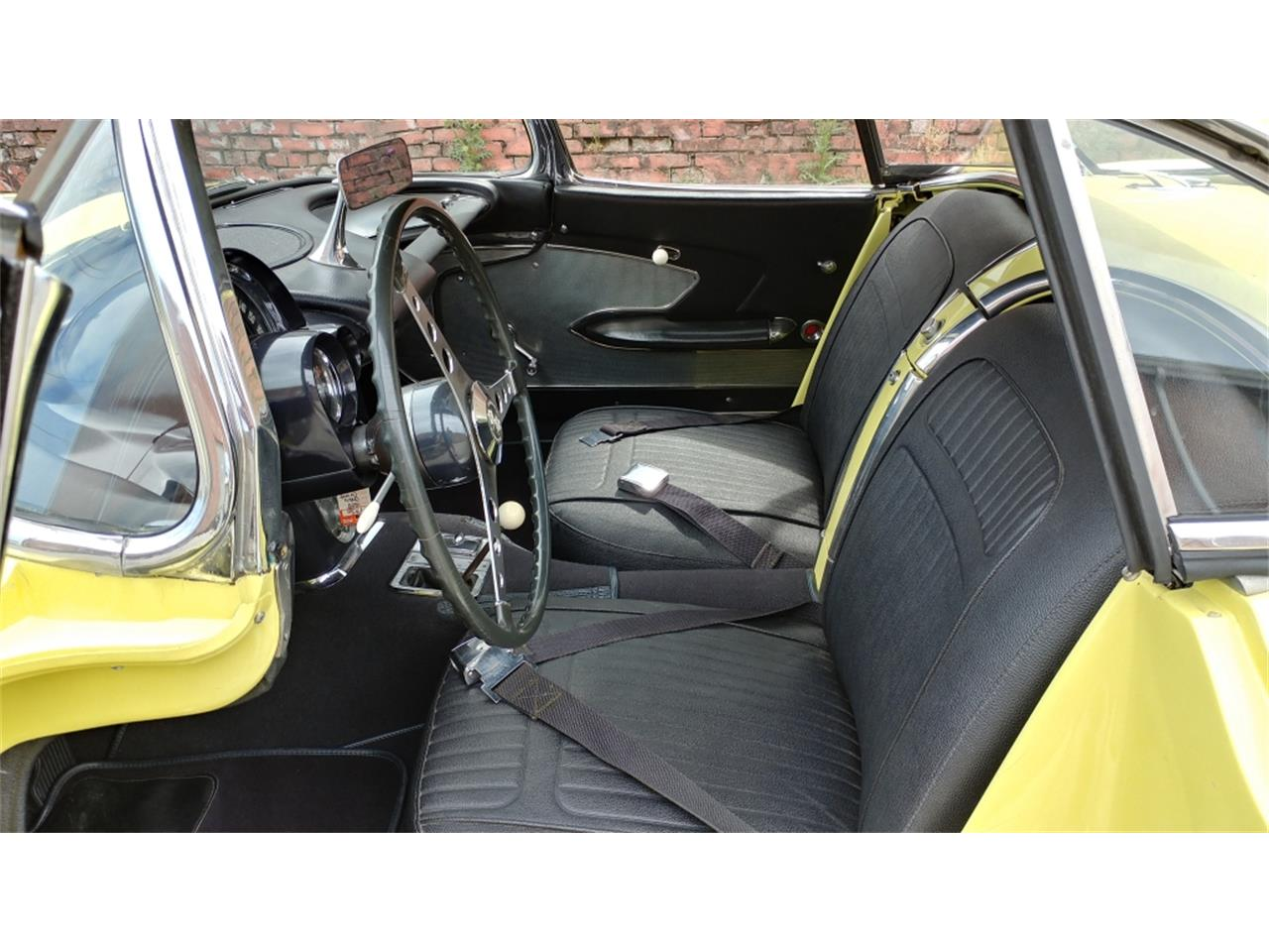 Large Picture of 1958 Chevrolet Corvette located in N. Kansas City Missouri - $75,999.00 Offered by Vintage Vettes, LLC - MO26