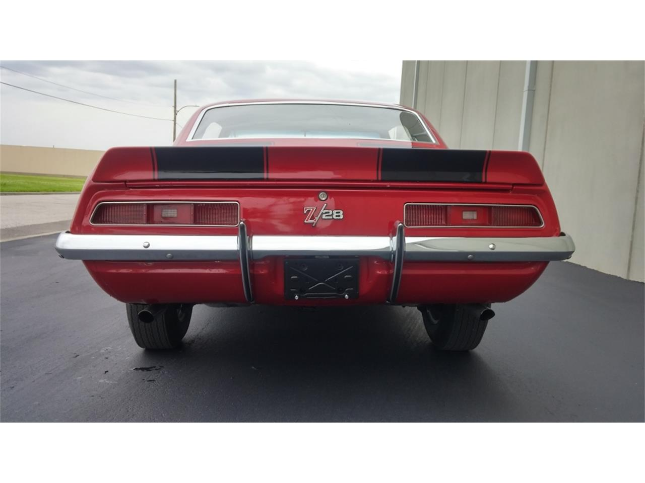 Large Picture of '69 Camaro - MO27